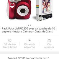 Polaroid bon plan groupon - 1