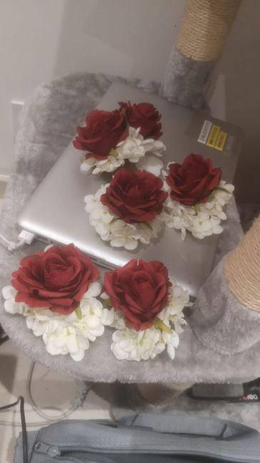 diy fleurs pour demoiselles 2
