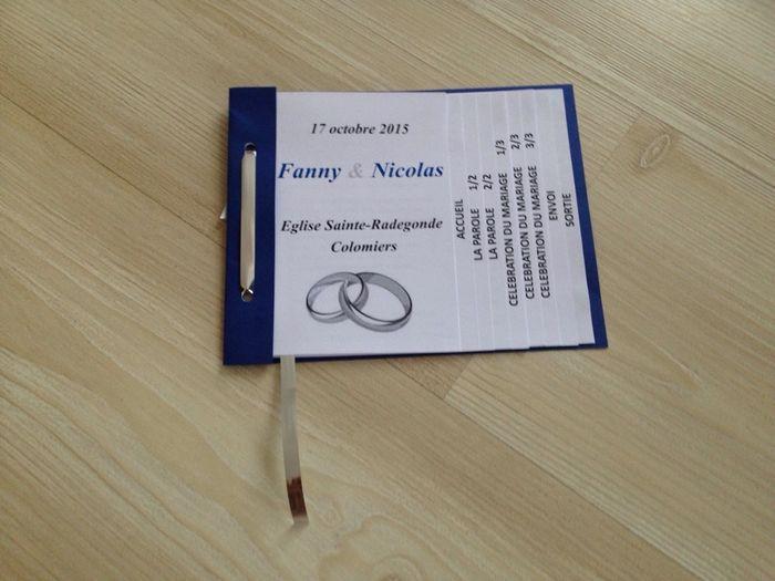 help livret de messe en escalier c 233 r 233 monie de mariage forum mariages net