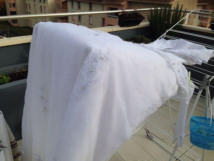 Ma robe est dans mon lave linge !! - 3