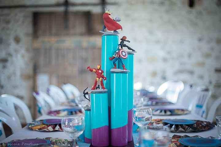 table marvel (dîner)