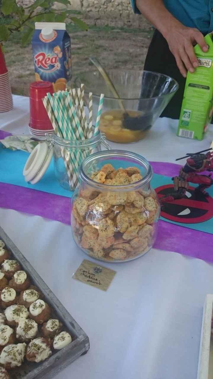 cookies et cupcakes salés VH