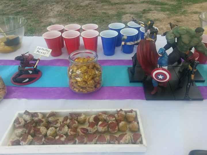 cupcakes et cookies salés