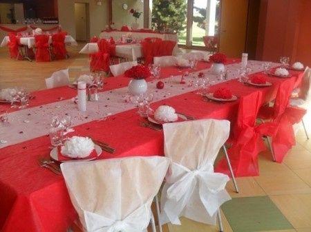 Th Me Rouge Et Blanc Franco Marocain D Coration Forum