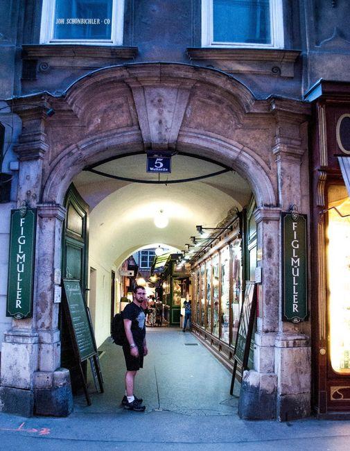 Notre petit voyage de noce à Vienne 7