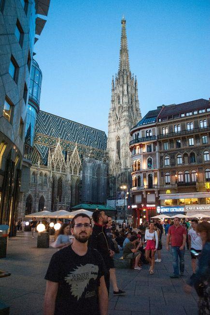 Notre petit voyage de noce à Vienne 11