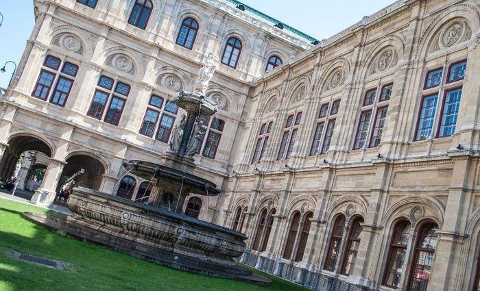 Notre petit voyage de noce à Vienne 14