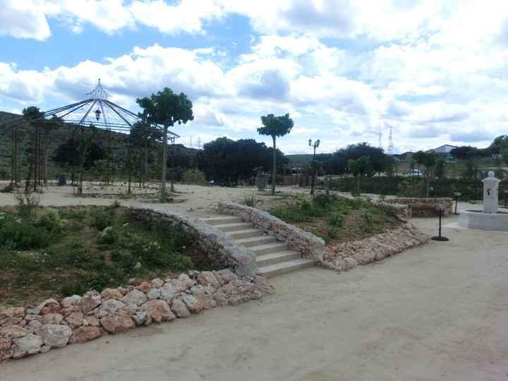 L'Enclos des Fontaines du MAS DIEU