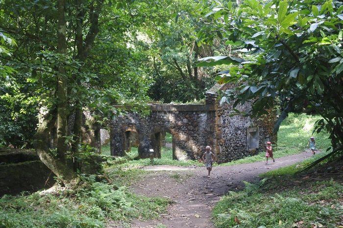 jolie ruine