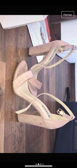 Inspi: chaussures de mariées 7