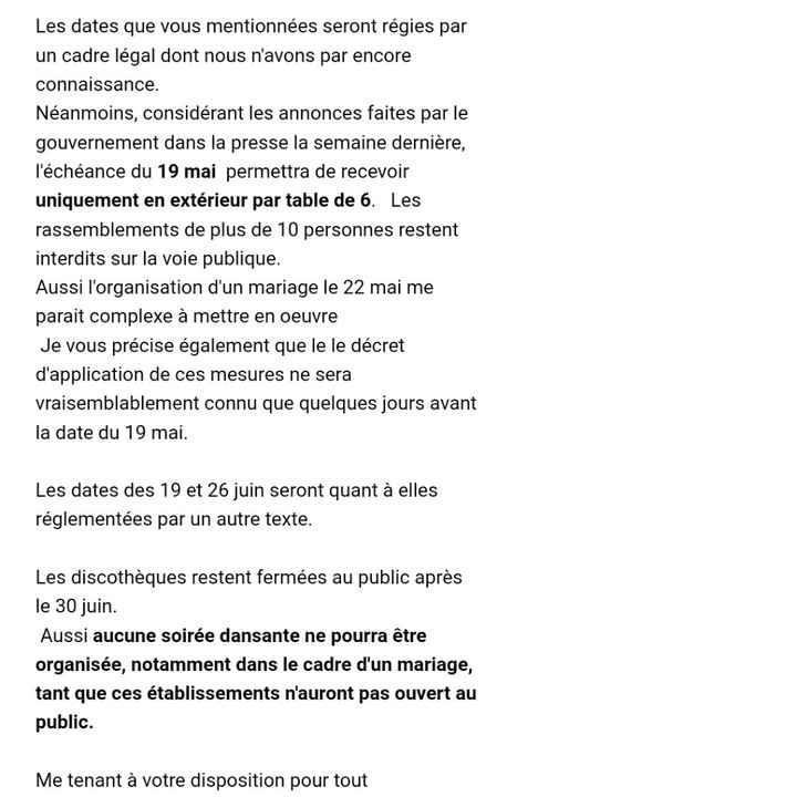 Nous nous marions le 19 Juin 2021 - Finistère - 1