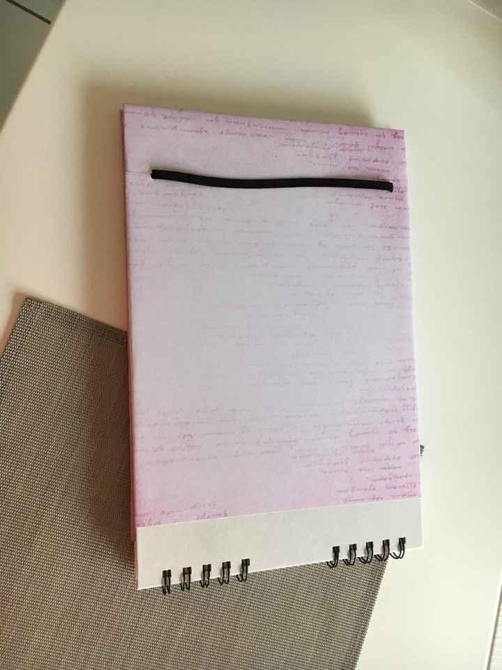 Mon livre d'or diy - 4
