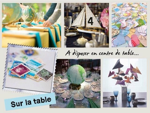 mariage th 232 me voyage d 233 coration forum mariages net