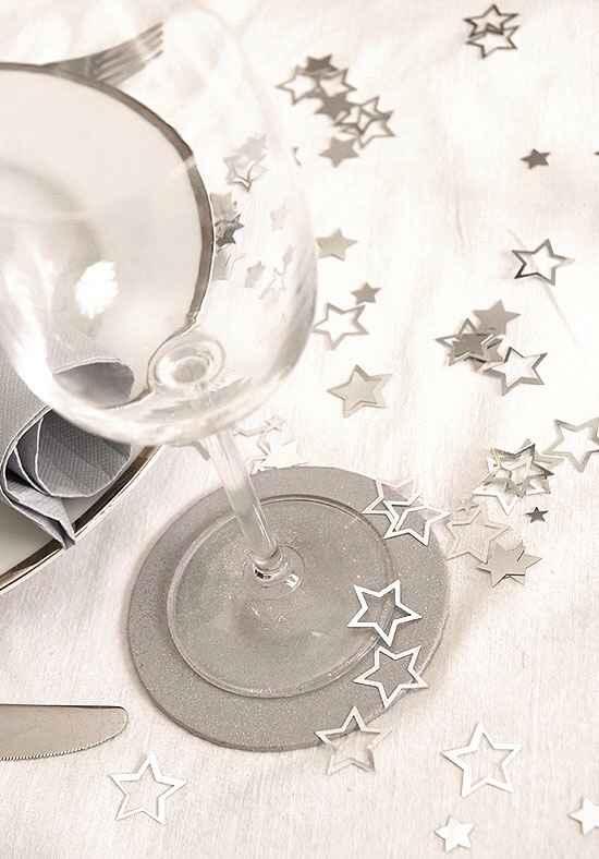 centre de table étoiles