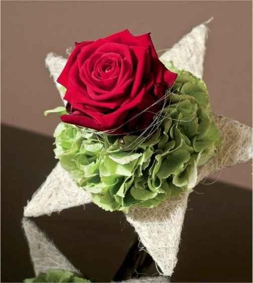 bouquet thème étoiles
