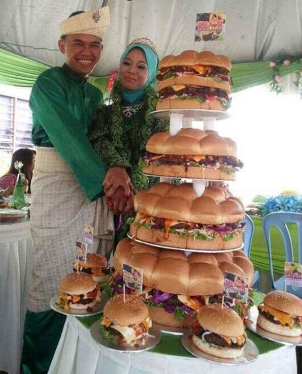 wedding cake original !