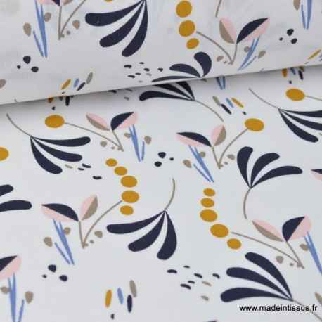 Tissu Fleurs liberty - 2