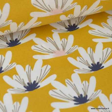 Tissu Fleurs liberty - 3