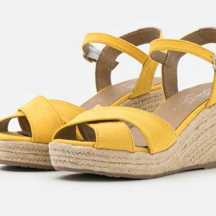 J'ai trouvé mes chaussures :) - 1