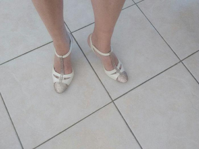 Mes chaussures sont arrivées ! 1