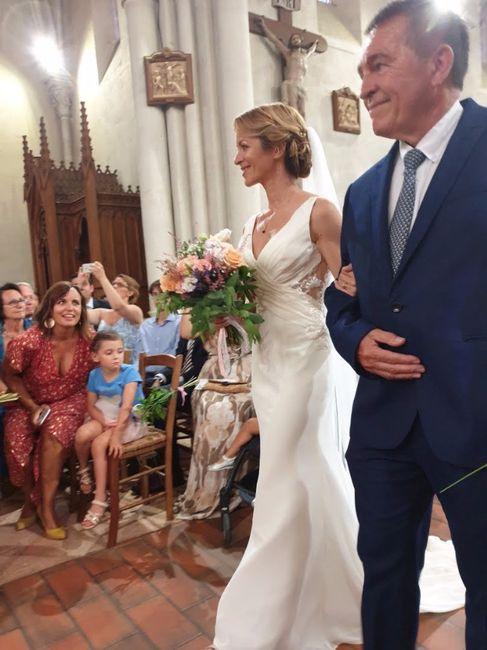Mariage passé, journée magique 14