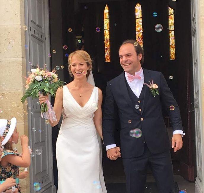 Mariage passé, journée magique 15