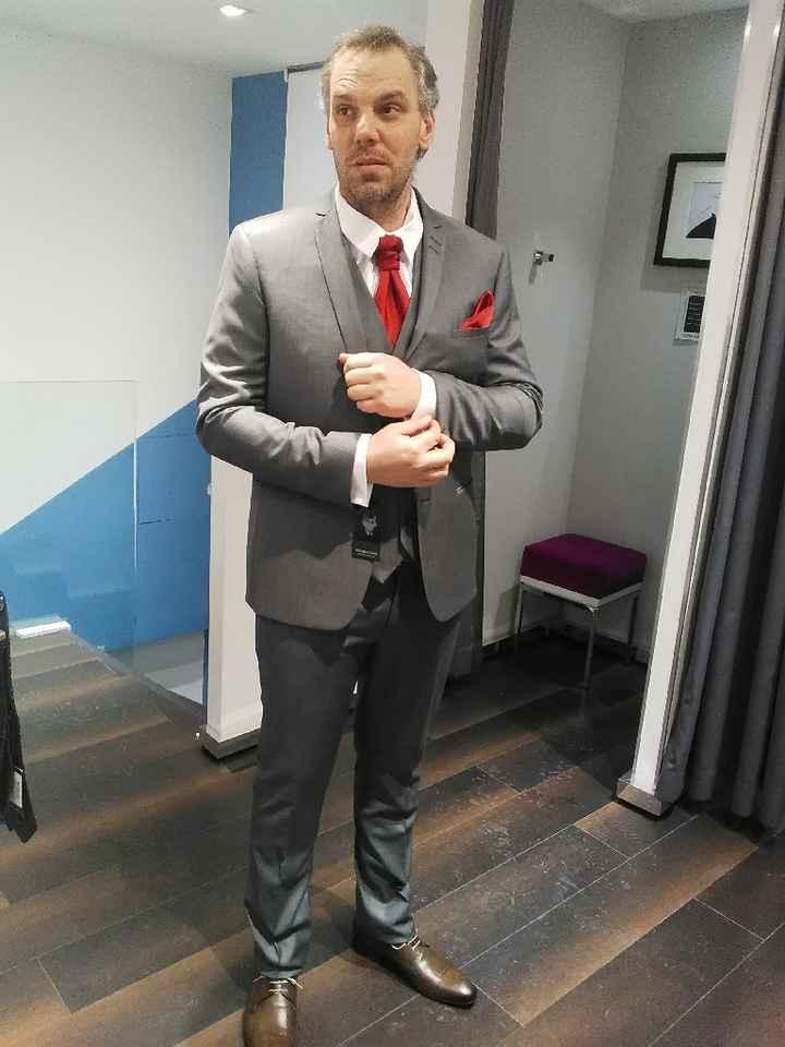 La tenue de mon homme - 1