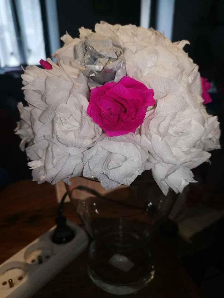 Mes boules de fleurs Diy - 1