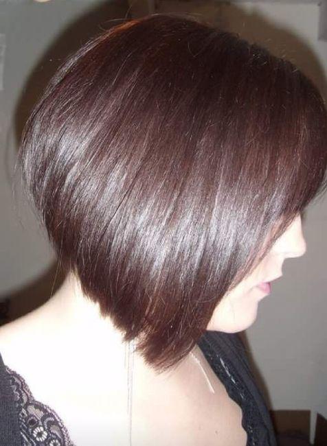 Cheveux avant après mariage 💇♀️ 5