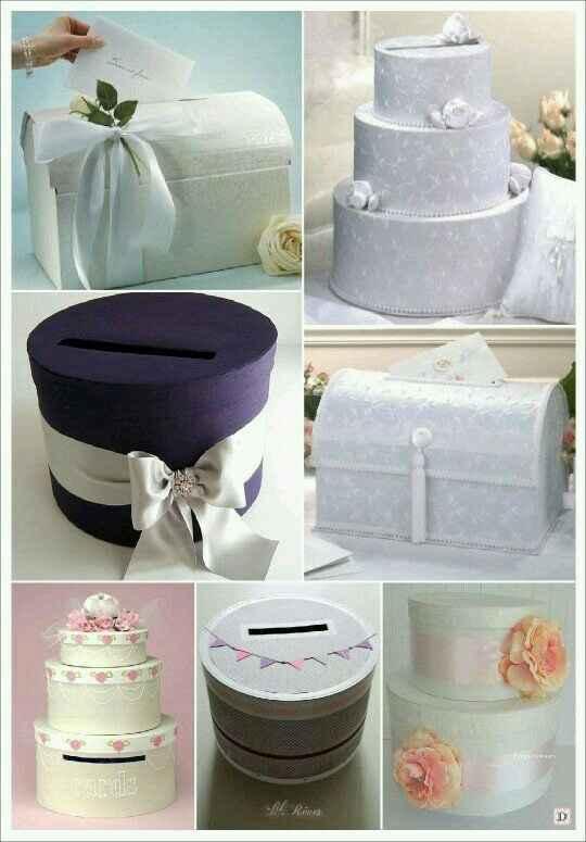 Une idée d'urne pour mariage chic et glamour ? - 1