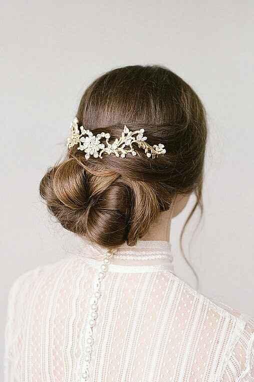 Broche cheveux - 1