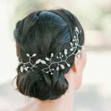 Broche cheveux - 9