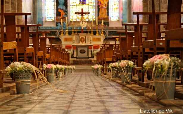 Help décoration église - 2