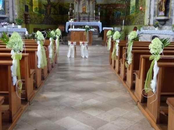 banc d'église 2