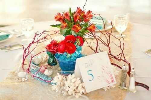 Décoration et thème du mariage - 19