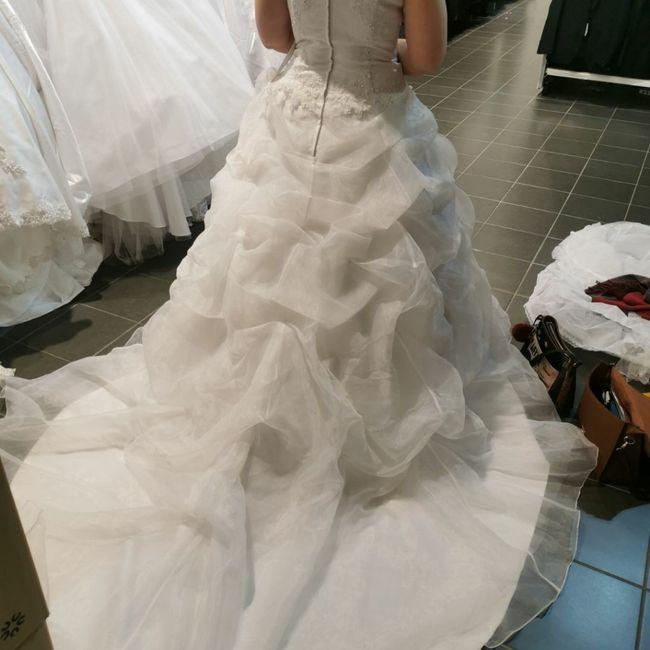Essayage de robe - 1