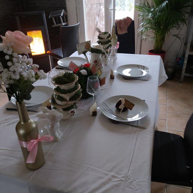 Essai table Alice - 1