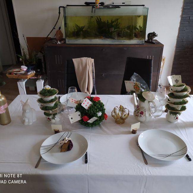 Essai table Alice 2