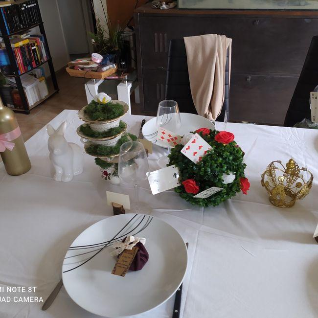 Essai table Alice 5