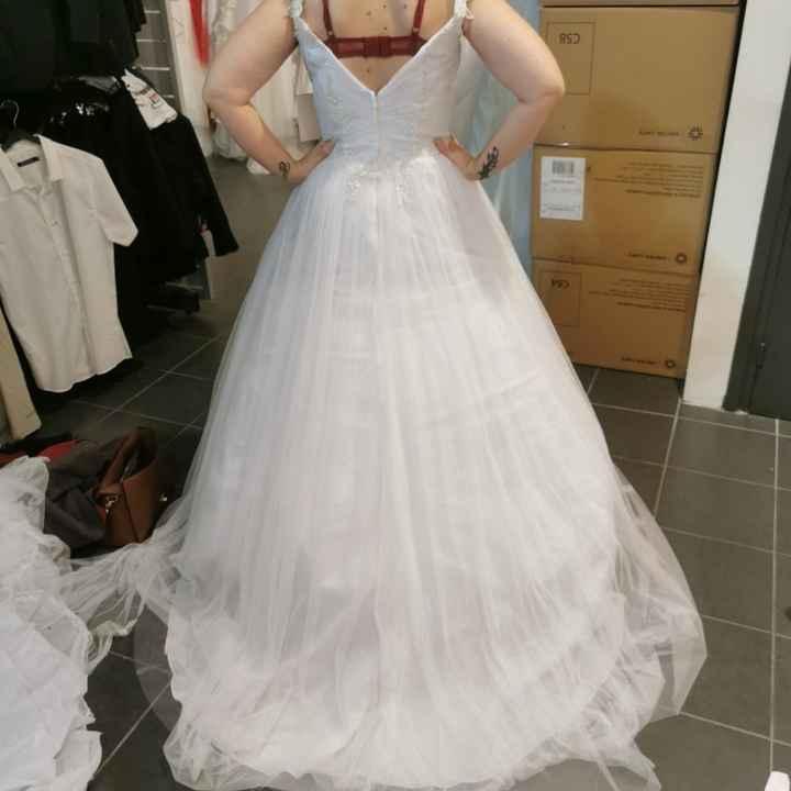 Essayage de robe - 2