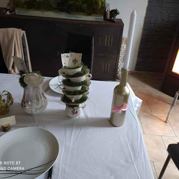Essai table Alice - 4