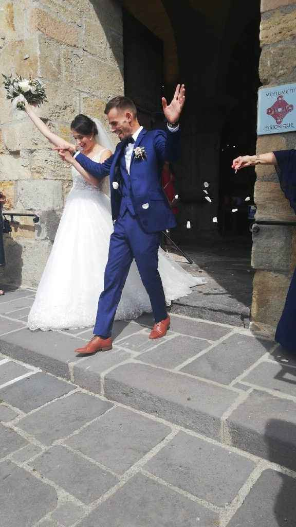 Mariage 25/07/20 Sublime ❤️ - 1