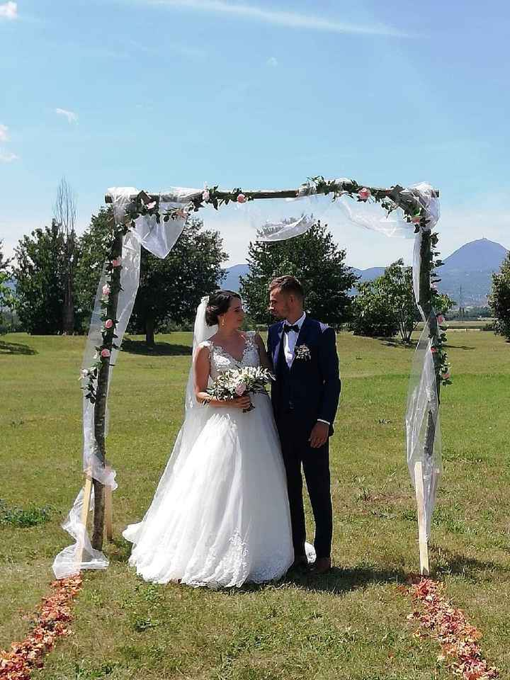 A tout les mariages qui ceux sont déroulés en juillet - 1
