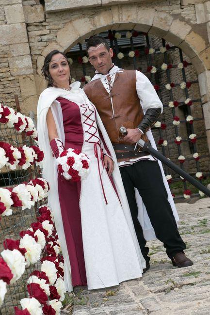tenue médiévale