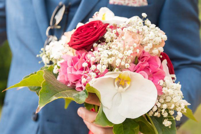 Bouquet de la mariée 3