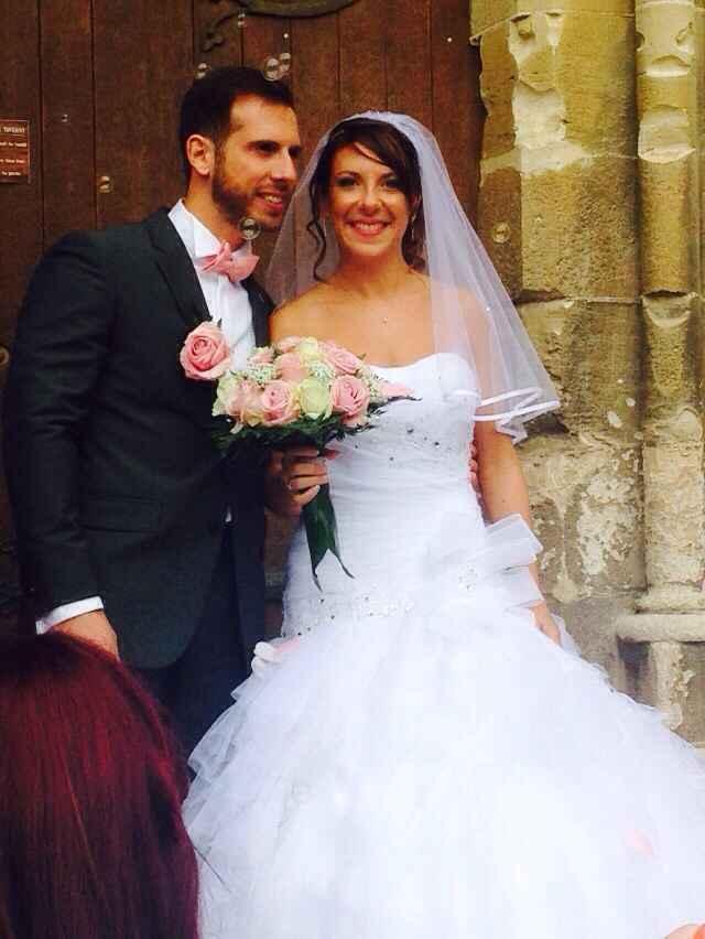 Et voila !!!!!  nous sommes mari et femme - 10