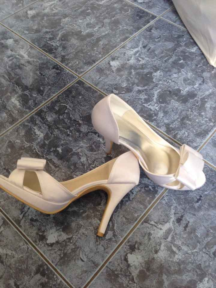 A vendre chaussures mariage - 2