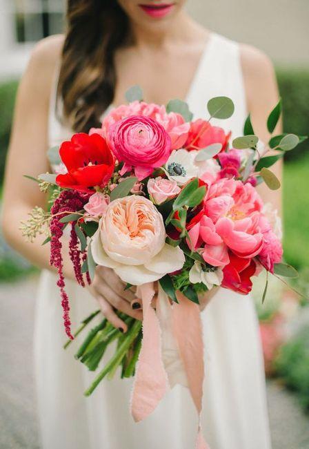 Est ce que vous aurez un bouquet de mariée ? 3