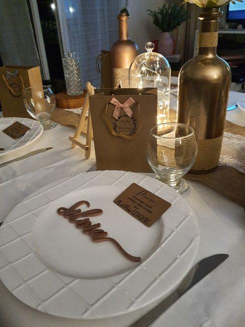 Test décoration de table 3
