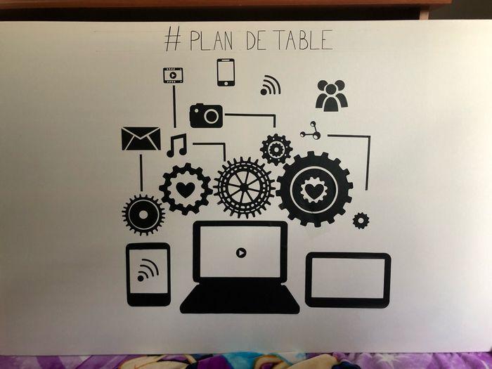 Plan de table en construction - 1